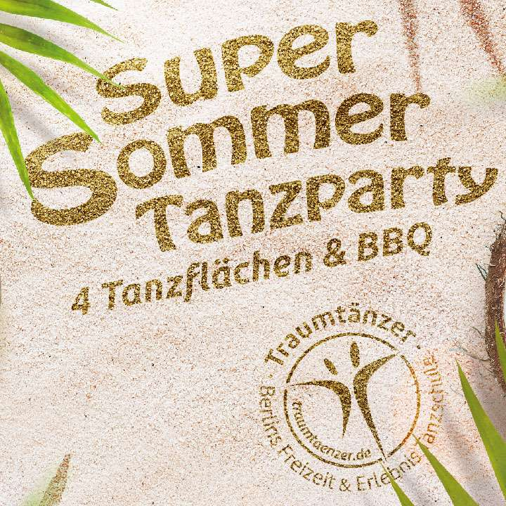 Super Sommer Tanzparty